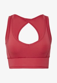 South Beach - RED CROP TOP - Sport BH - red - 4