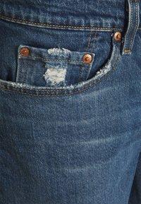 Levi's® Plus - 501 ORIGINAL SHORT - Denim shorts - charleston outlasted - 4