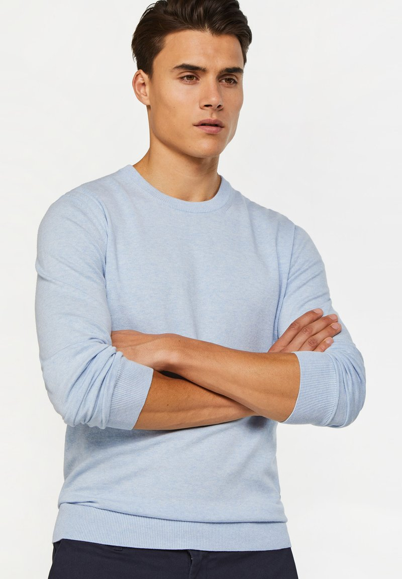WE Fashion - Pullover - light blue