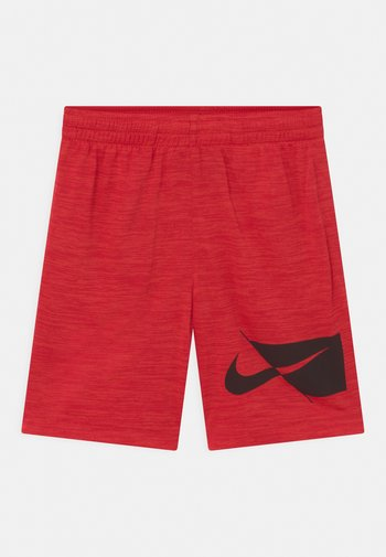 Shorts - university red heather