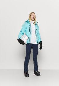 Ziener - TALPA LADY - Ski- & snowboardbukser - dark navy - 1