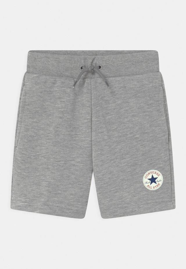 CHUCK PATCH - Shorts - grey heather