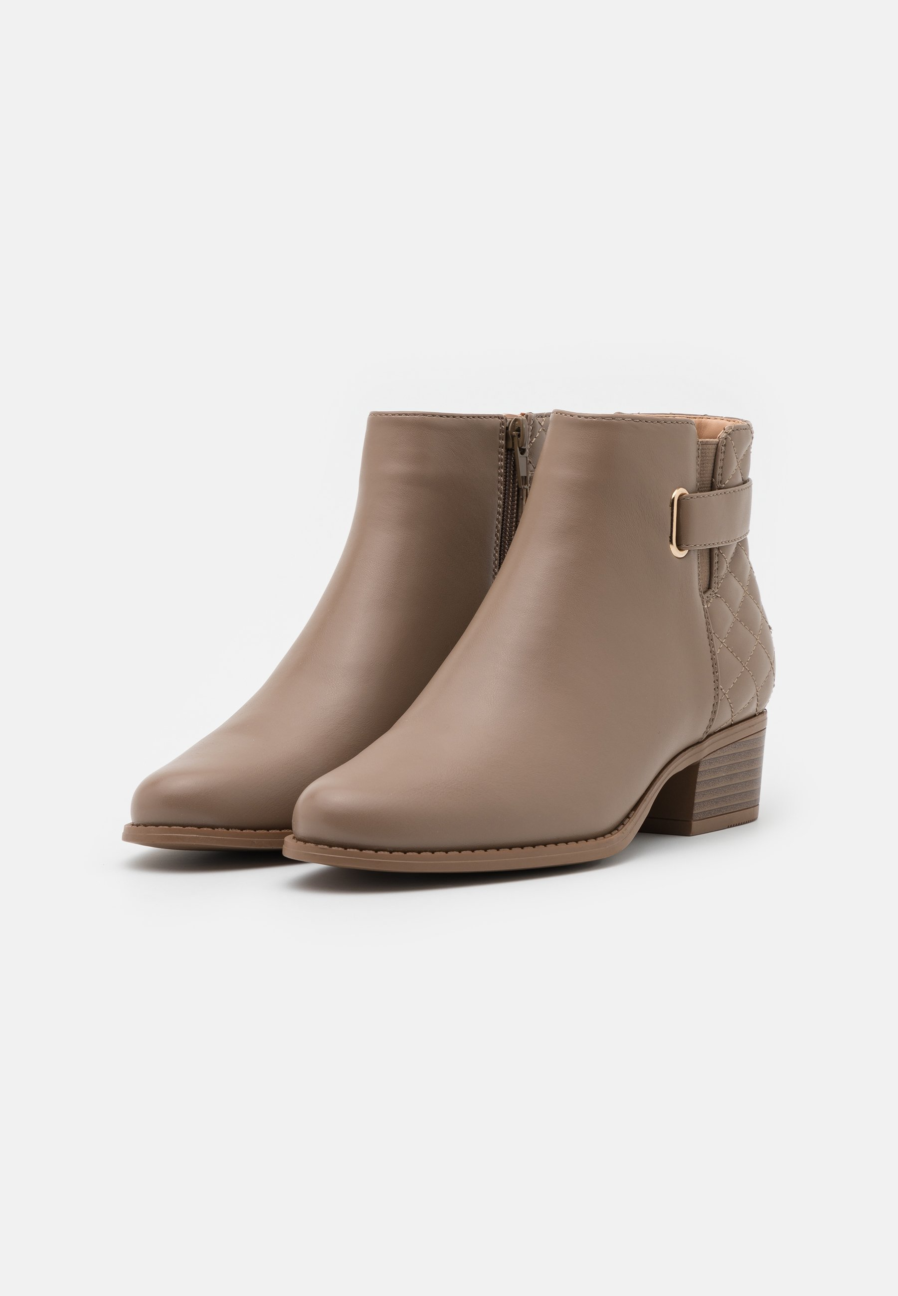 Anna Field Ankle Boot taupe