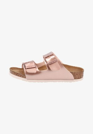 PANTOLETTEN ARIZONA - Mules - rose