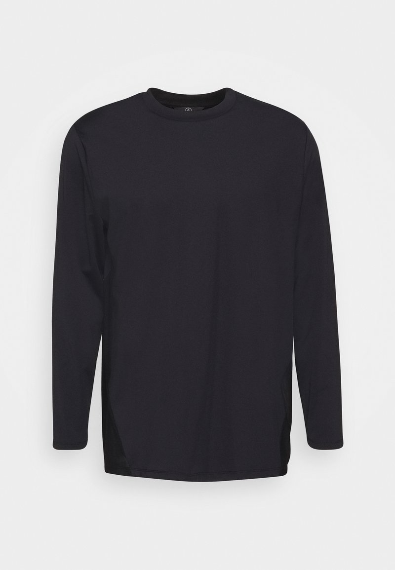 South Beach - LONGSLEEVE CURVE - Long sleeved top - black