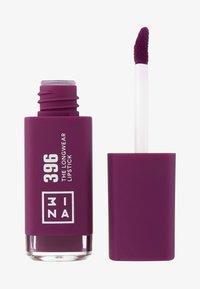 3ina - THE LONGWEAR LIPSTICK - Liquid lipstick - 396 - 0