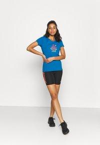 La Sportiva - ALAKAY  - Print T-shirt - neptune - 1