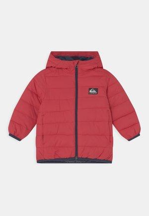 SCALY BOY - Zimní bunda - american red