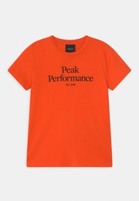 Peak Performance - ORIGINAL UNISEX - Triko s potiskem - super nova - 0