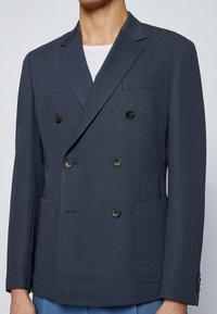BOSS - NIELSEN - Blazer jacket - dark blue - 4