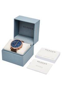 Skagen Connected - HAGEN CONNECTED - Smartwatch - braun - 4