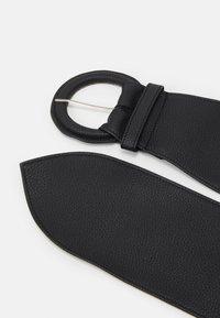 Pieces - PCANDREA WAIST BELT - Waist belt - black - 2
