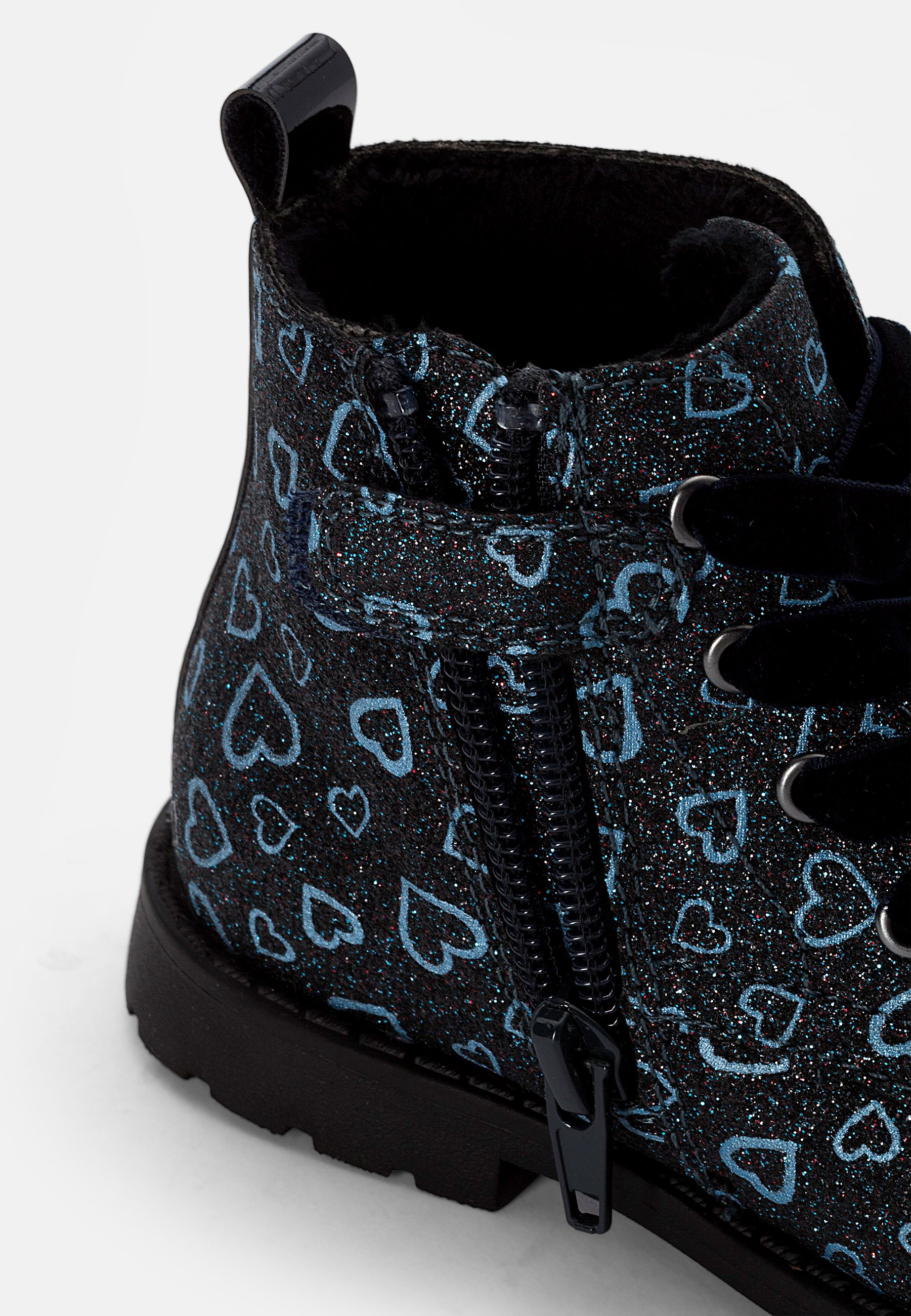 Kids Lace-up ankle boots