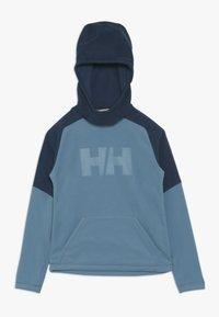 Helly Hansen - DAYBREAKER HOODIE - Hættetrøjer - blue fog - 0