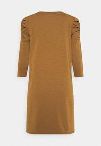 ONLY - ONLVIOLA DRESS - Robe en jersey - rubber - 7
