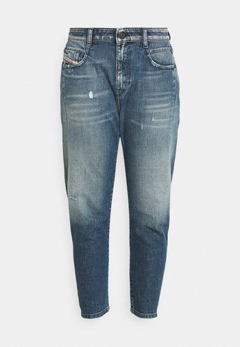 D-FAYZA - Relaxed fit jeans - denim blue