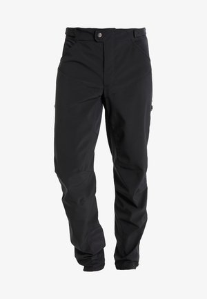 MENS QIMSA II - Outdoor trousers - black