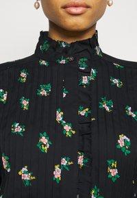 Tory Burch - RUFFLE FRONT CORA - Košilové šaty - daybreak ditsy - 5
