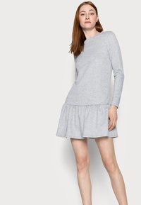 New Look Tall - DROP RESS - Day dress - grey niu - 3