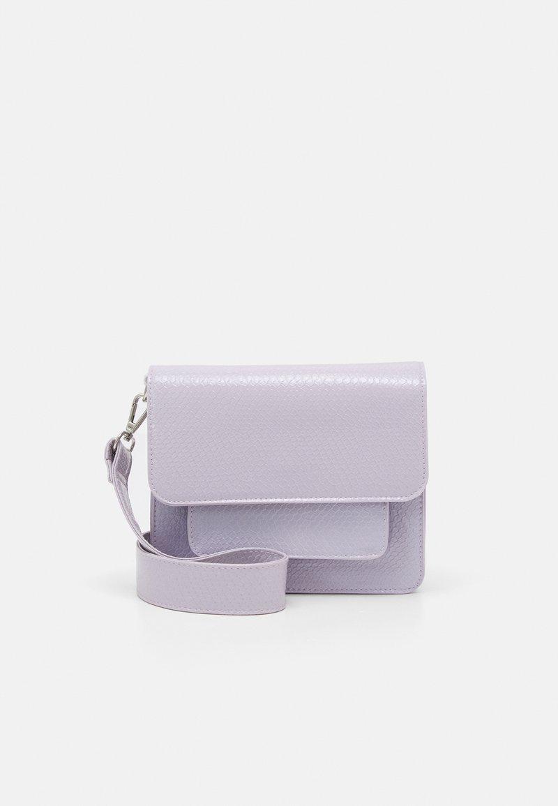 HVISK - CAYMAN POCKET BOA - Olkalaukku - light purple