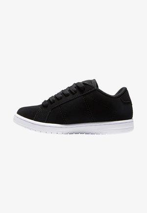 STRIKER - Sneakersy niskie - black