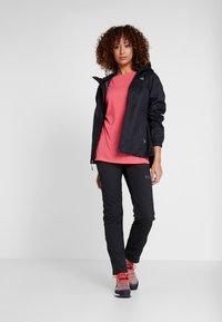 Vaude - TEKOA - Print T-shirt - bright pink - 1