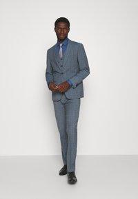 Viggo - NOAH 3PCS SUIT - Kostym - mid blue - 0