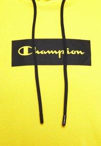 Champion - HOODED - Sweatshirt - yellow - 4