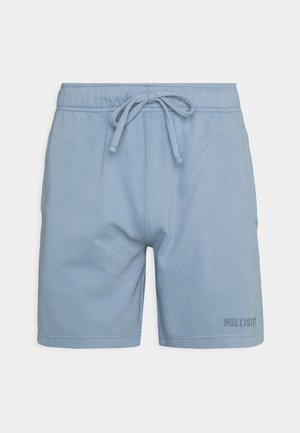 LOUNGE BOTTOM OTTOMAN SHORTS - Pyžamový spodní díl - faded denim