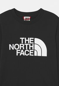 The North Face - EASY TEE UNISEX - Long sleeved top - black/white - 2