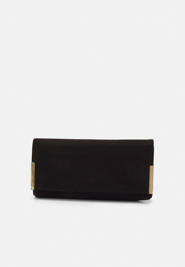 SIDE BAR - Pochette - black