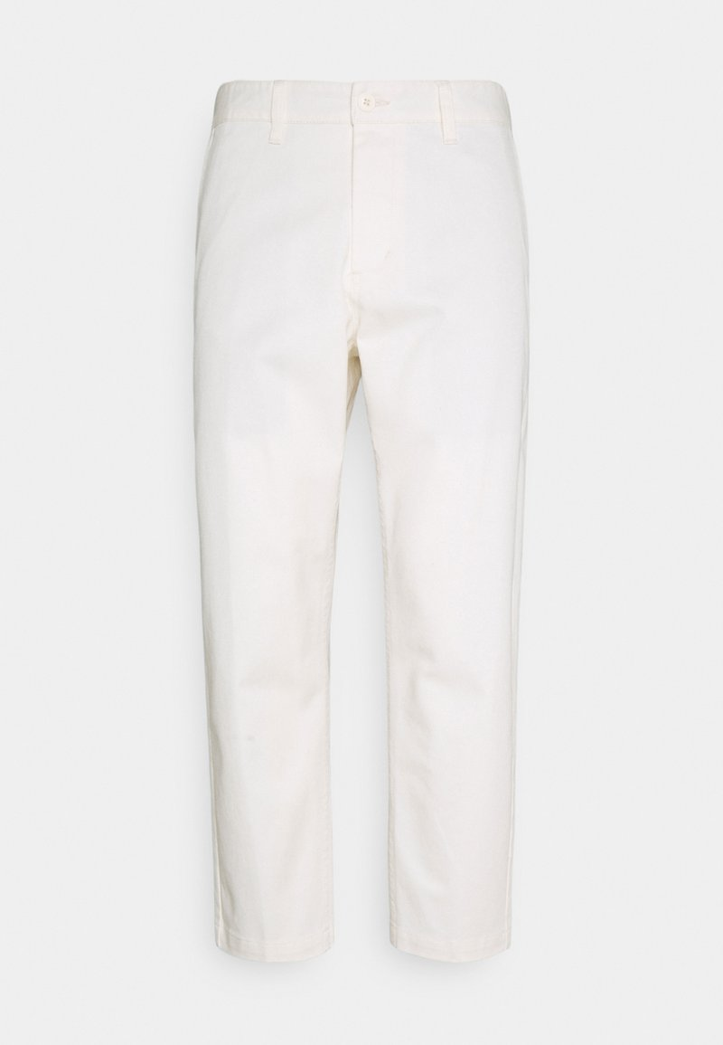 Obey Clothing - STRAGGLER FLOODED PANTS - Broek - sago