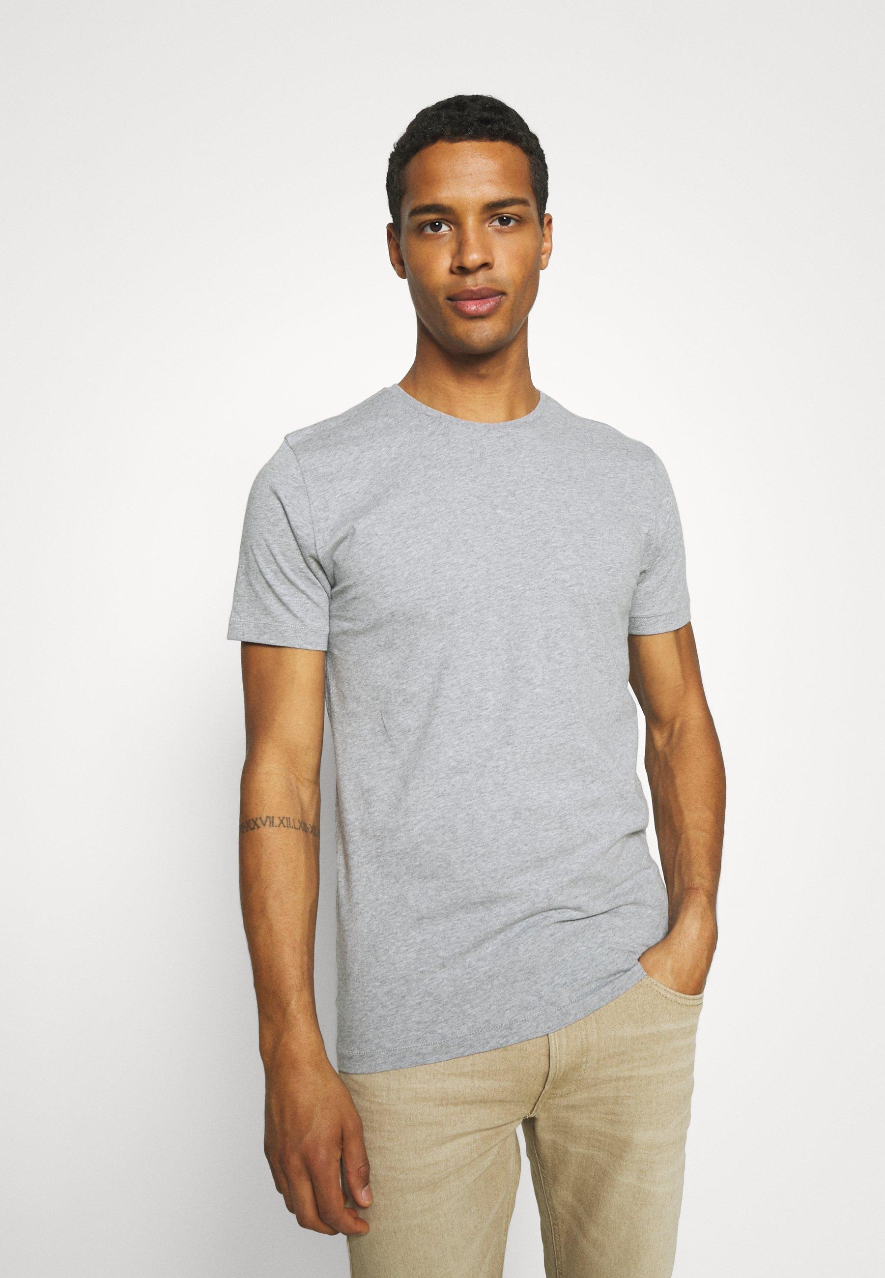 Homme ALDER TEE 2 PACK - T-shirt basique