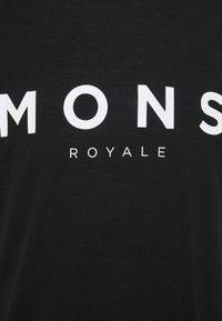Mons Royale - ICON - T-shirt print - black - 2