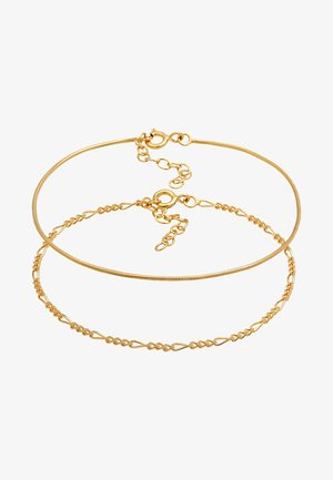 SET  - Armbånd - gold-coloured