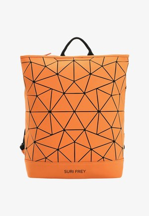 JESSY LU - Rucksack - orange