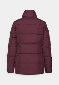Ecoalf - GEDRE WOMAN JACKET - Winter jacket - grape - 1