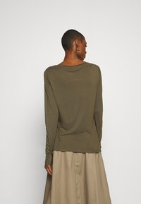 Anna Field - Long sleeved top - olive - 2
