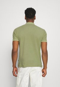 Only & Sons - ONSPAGE SLIM WASHED - Polotričko - oil green - 2