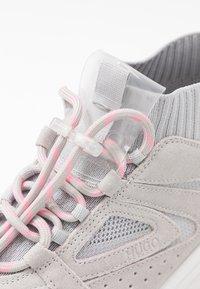 HUGO - HORIZON RUNN - Sneakersy wysokie - grey - 2