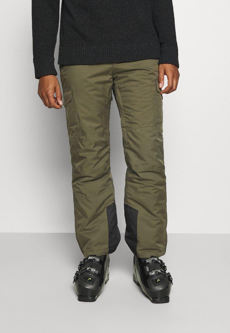 Killtec - COMPLOUX - Snow pants - khaki