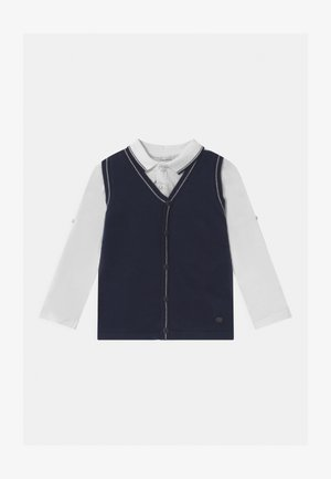 GILET - Polo shirt - brilliant white