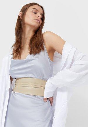 Taillengürtel - beige