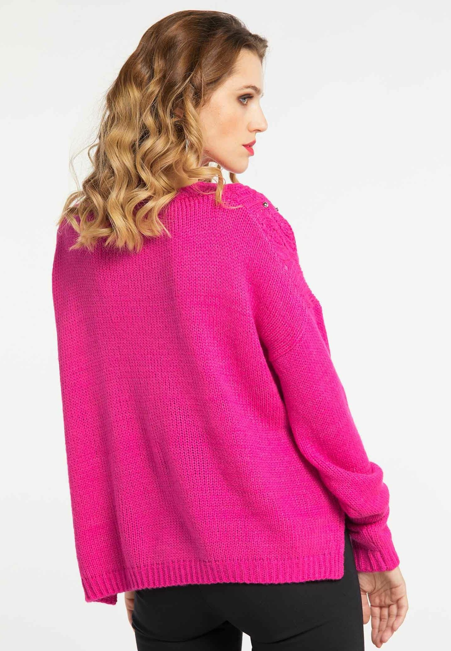 2020 Cool Women's Clothing faina Jumper pink ksxKmg0qs