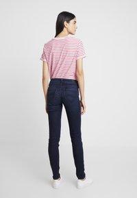 Lee - SCARLETT - Jeansy Skinny Fit - clean wheaton - 2