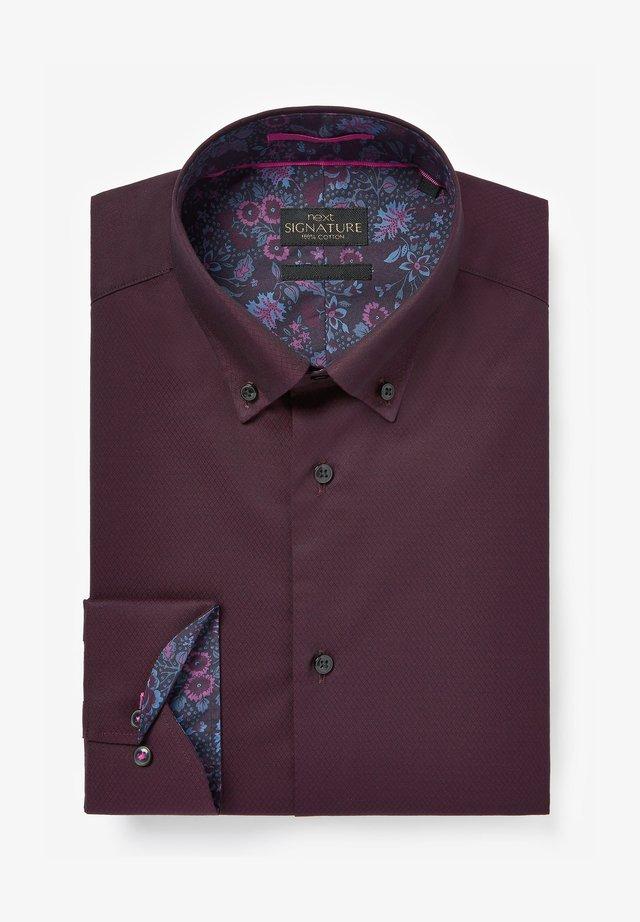 SIGNATURE  - Koszula - dark purple