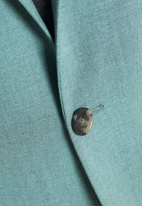 Selected Homme - SLHSLIM SUIT - Completo - greengage - 10