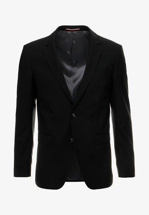 Suit jacket - black