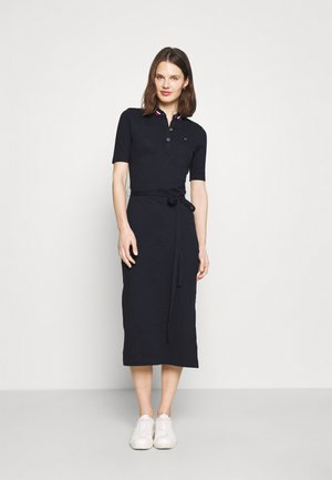 BRETON REGULAR MIDI DRESS - Robe d'été - desert sky
