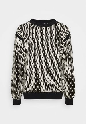 WOMENS JUMPER - Jumper - black